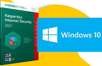 Установка Kaspersky Internet Security 2021 на Windows 10