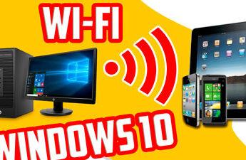 Как раздать WI-FI с ПК Windows 10 на мобильные устройства